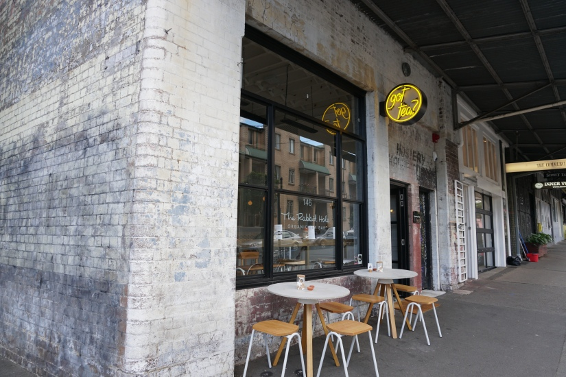 #Food | The Rabbit Hole Organic TeaBar