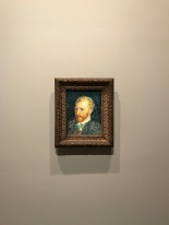 Van Gogh was just spectacular and I cannot say how inspired I was after visiting this wonderfully curated exhibition